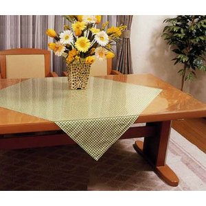 抗菌テーブルマット 厚み2mm TK2-127  (750×1200)mm送料込み 透明マット 抗菌で安心|furniture-direct