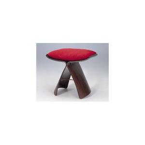 バタフライスツール 座布団とセット 天童木工 柳宗理 |furniture-direct