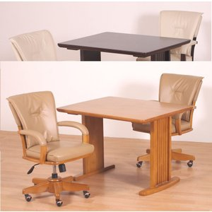 ダイニング テーブル3点セット 肘付き 多機能チェアー SUCCESS-34-40-45 |furniture-hayamizu