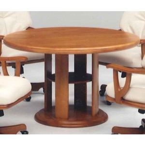 ダイニングテーブル 円形 丸型 120 4-055 furniture-hayamizu