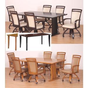 ダイニング テーブル セット 7点 大型 180×90 6-040-spark|furniture-hayamizu