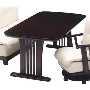 ダイニング テーブル 6点セット 大型 195×90 ソファタイプ COBALT  |furniture-hayamizu|03