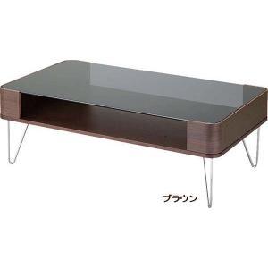 センターテーブル ガラス 100×55 PT-582 ルーマスコーヒーテーブルL |furniture-hayamizu