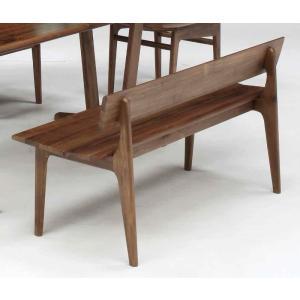 ダイニングチェアー ベンチ 125センチ 2人掛け FRAN|furniture-hayamizu