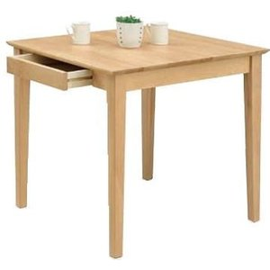 ダイニングテーブル 76×76 引き出し付き COMET |furniture-hayamizu