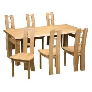 ダイニング テーブル セット 7点 大型 180 EVERY-type1|furniture-hayamizu