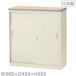 ハイカウンター(NSシリーズ・S47179)W900天板木目調スチールカウンター ハイタイプ オフィス 事務室事務|furniture-office