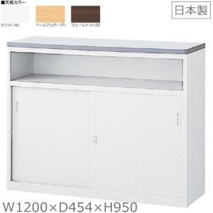 NSH-12UWW/NSH-12UPW【送料無料】ハイカウンター(天板2色/選択)W1200スチールカウンター ホワイトハイタイプ オフィス|furniture-office