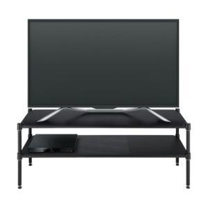 アークシェルフ 幅120cm ロータイプ(2段)|furniture