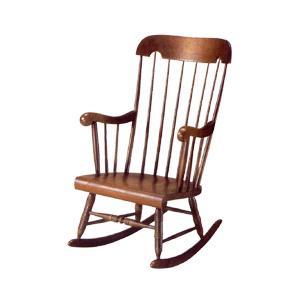 穂高 ロッキングチェア クッションなし furniture