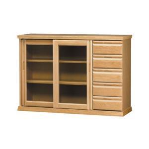 ストリーム 41引戸サイドボード ガラス戸タイプ|furniture