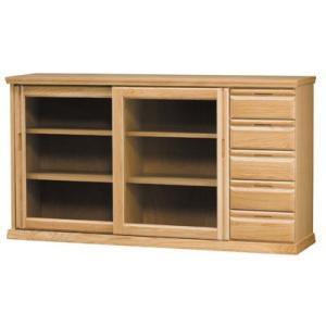 ストリーム 50引戸サイドボード ガラス戸タイプ|furniture