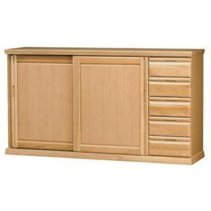 ストリーム 50引戸サイドボード 板戸タイプ|furniture