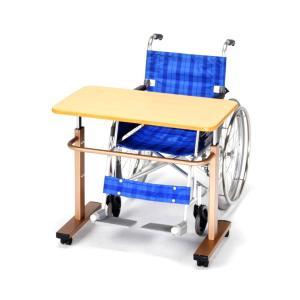 医療・福祉関連 施設用テーブル・いす ・車椅子対応の一人用リハビリテーブル!・脚下スッキリ!スムーズ...