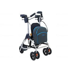 歩行関連商品 歩行車 シルバーカータイプ コメント傾斜道でも安心できる歩行車が、最新技術を搭載して誕...