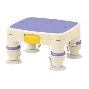 高さ調節付浴槽台R ミニ滑り止めシート 1台 ブルーの商品画像|ナビ