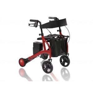 歩行関連商品 歩行車 ヨーロピアンタイプ コメントロボット搭載電動アシストだから坂道でも安心・快適な...