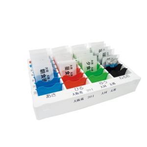 お薬管理ケース おくすり仕分薬BWC-28