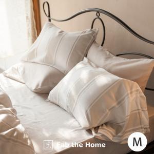 枕カバー シックストライプ 43×63cm M 綿100%|furnitureworld