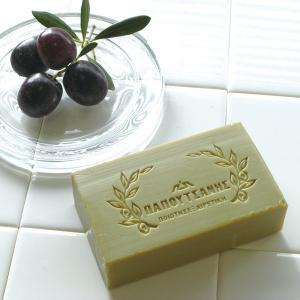 ■商品説明: 天然オリーブ油100%を使用し合成成分を含まない自然な石鹸です。  ■容量: 125g...