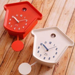 【送料無料】掛け時計「BRUNO」クックーハウス振り子クロック【鳩時計 はと時計 ハト時計 振り子時計 壁掛け時計】 furo