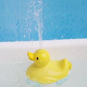 ■商品説明: お風呂に浮かべると、アヒルの頭から15cm以上のふんすいが!   ■材質: 本体:PV...