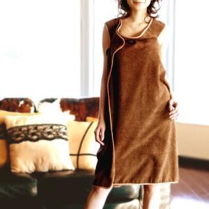 バスタローブ 送料無料【着るバスタオル バスドレス マイクロファイバー 速乾 吸収力 バスローブ  おしゃれ かわいい ママ 出産祝い】|furo