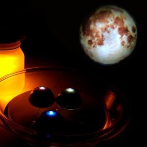 バスライト/「プロジェクタードーム」【プラネタリウム 防水 お風呂に浮かべるライト お風呂ライト ぷかぷか浮かぶ 半身浴 インテリアライト 天体観測】|furo