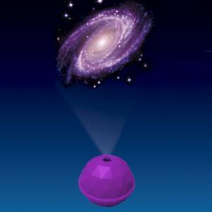 ■商品説明 プロジェクタードームは惑星を映し出す防滴仕様のバス&ルームライト。まるで宇宙の中を漂って...