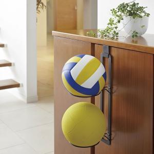 ボールハンガー「ひっかけボールキーパー」【ボールの収納 玄関収納 ボール バスケットボール サッカーボール バレーボール ボールのおもちゃ】 furo