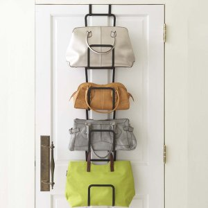 ■商品説明: 連結自在で大きめバッグをまとめて収納!アイデア次第で色々使える便利な連結ハンガーです。...