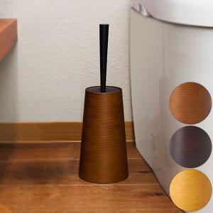 トイレブラシケース付「dustper(ダスパー)」【日本製 ブラシ&ホルダー ケース付きブラシ おしゃれ 北欧】|furo