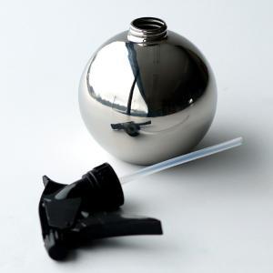 スプレーボトル「ダルトン(DULTON)」GLOBO(グローボ)霧吹き400ml【SPRAY BOTTLE GLOBO 詰め替えボトル 球体 おしゃれ スレンレス スプレーボトル 容器】 furo 05