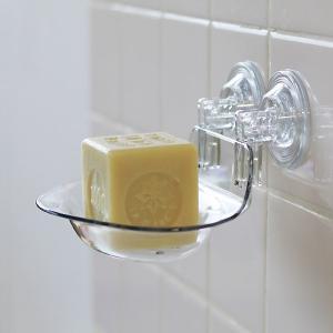 ■商品説明: 水がたまらないから石鹸がヌルっとしないソープディッシュ。  ■サイズ・荷重制限: サイ...