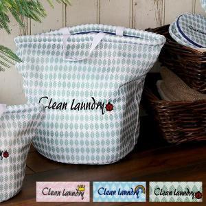 洗濯ネット「Cleanlaundry」ランドリーバッグ(L)