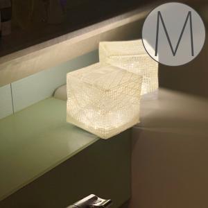 【送料無料】LEDソーラーライト「キャリー・ザ・サン(CARRY_THE_SUN)」ウォームライト(ミディアム/ホワイト)【バスルーム 防水グッズ 屋外】|furo
