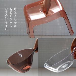 バスチェア セット 日本製 バスチェアー 30H・洗面器・手おけ「カラリ karali」3点セット 送料無料【バスチェア ウォッシュボウル 風呂椅子 洗面器 セット】|furo|06