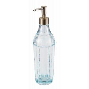 【アウトレット】ガラスのような質感 シャンプーボトルにピッタリ!ucaポンプボトル レニ furofuta-manzoku