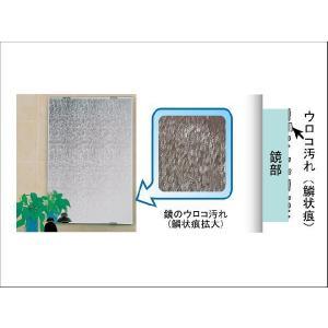 日本製 東プレ 『みがく〜の』 ウロコ汚れ落とし 浴室鏡用|furofuta-manzoku|03