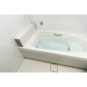 送料無料 東プレ 折りたたみ風呂ふた ラクネス L12 75×119cm アイボリー|furofuta-manzoku|02