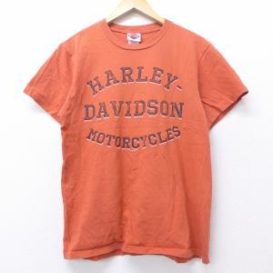 M/古着 半袖 Tシャツ ハーレーダビッドソン Harley...