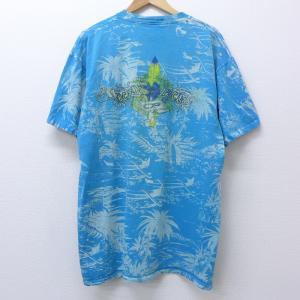 XL/古着 半袖 ビンテージ サーフ Tシャツ 90s オーシャンパシフィック OP サーフボード ...