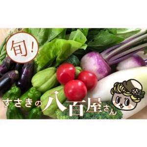 ふるさと納税 NK001 南国土佐の新鮮お野菜詰め合わせ 高知県須崎市|furunavi