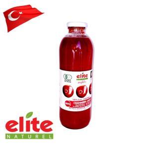 内容量:700ml 外装サイズ:約7.5×7.5×24.5cm 原産地:トルコ  有機栽培のクランベ...
