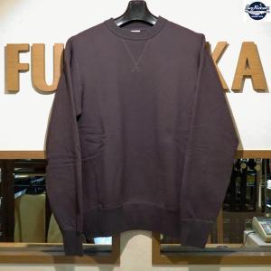 バズリクソンズ/スウェット/Buzz Rickson's/セットインクルースウェット/BR65622/119番色(ブラック)|furutaka