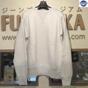 バズリクソンズ 無地スウェット Buzz Rickson's セットインクルースウェット【BR65622】131番色(オートミール)|furutaka