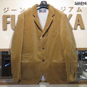 シュガーケーン Sugar Cane FICTION ROMANS 14オンスヘビーコーデュロイジャケット【SC14288】133番色(ベージュ)|furutaka