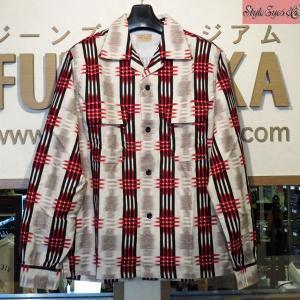 スタイルアイズ Style Eyes GRADATION CHECK フランネルスポーツシャツ【SS27991】119番色(ブラック)|furutaka