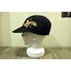テーラー東洋 VIET-NAM ヘリンボーンキャップ W/EMBROIDERY【TT02501】119番色(ブラック)|furutaka
