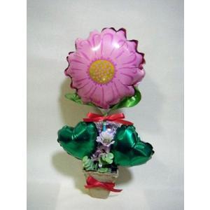 ピンク デイジー fusen-bs